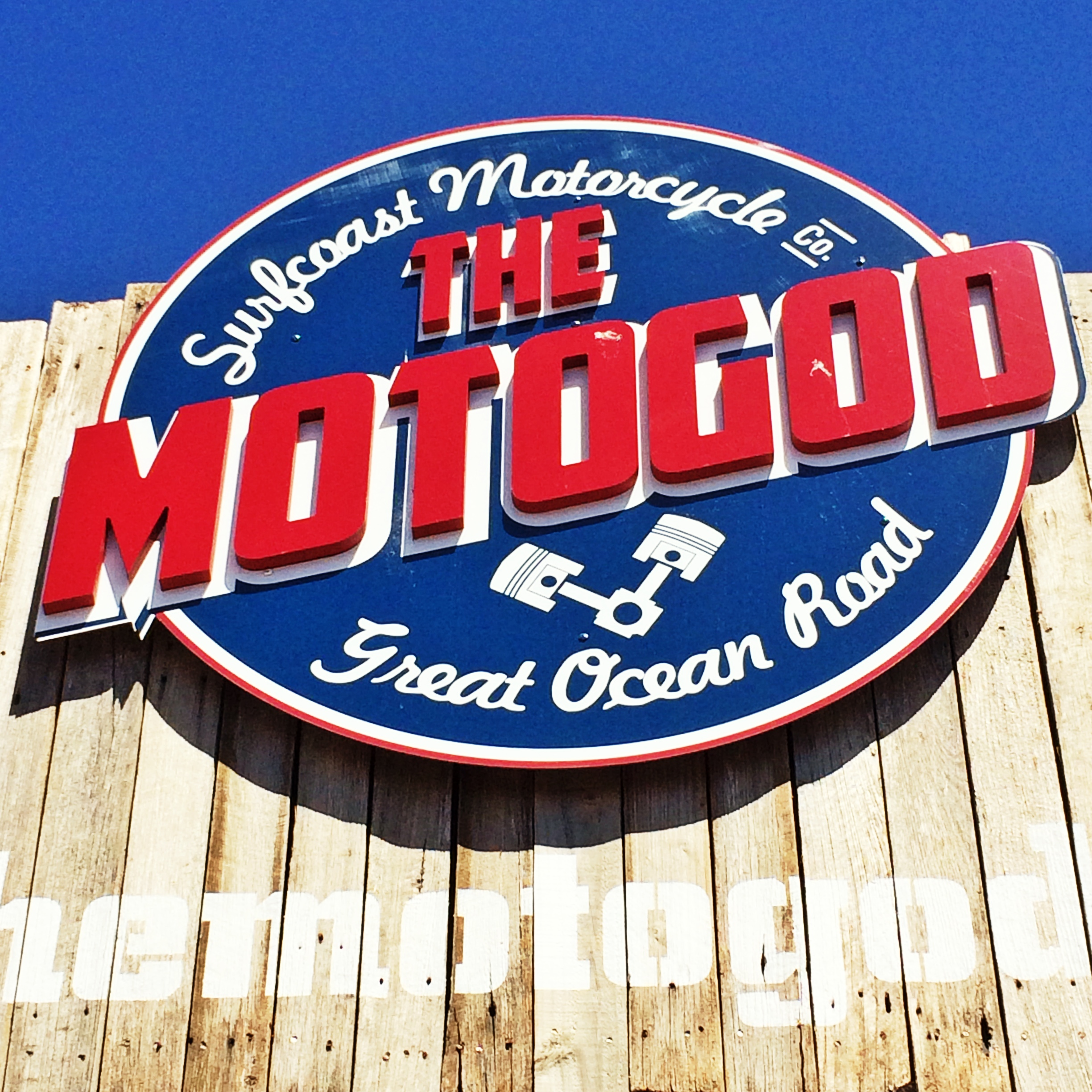 Become a Surfcoast Moto God, with the help of the only motorcycle experience right at the start of the Great Ocean Road......