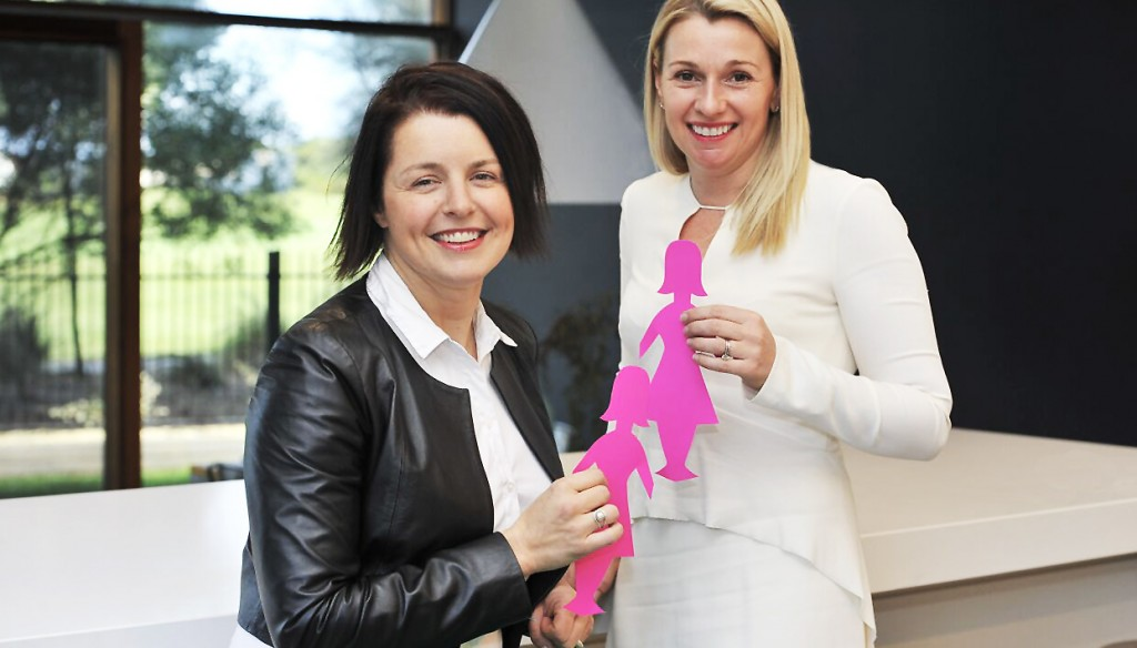 Think Pink : LINKS property supports BCNA