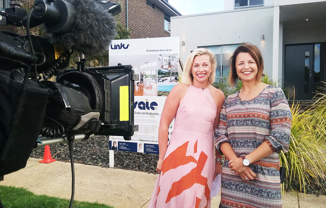 LINKS Property lynne hayden and suzy jones sunrise network 7
