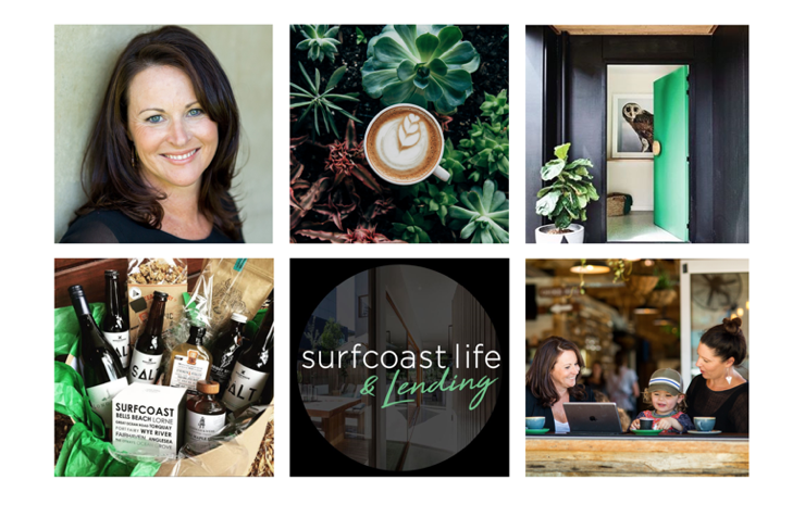 SURF COAST LIFE & LENDING : Introducing Lanie Conquest.