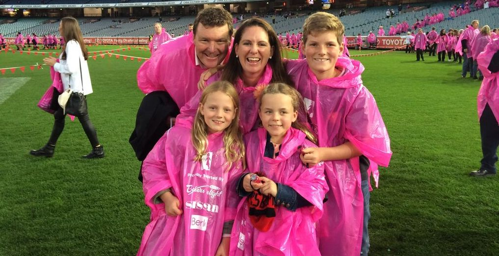 LINKS PROPERTY PAINTS THE SURF COAST PINK!
