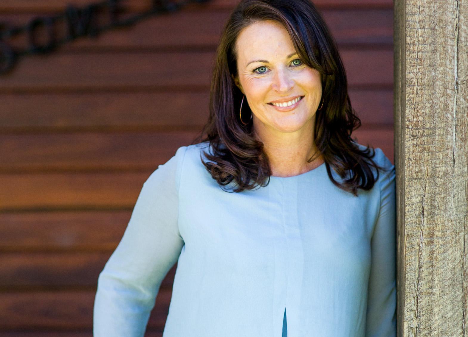 Lanie Conquest Portrait Surf Coast Life & Lending